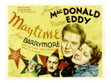 Maytime  Herman Bing  John Barrymore  Nelson Eddy  Jeanette Macdonald  1937