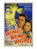 Hong Kong Nights  Tom Keene  Wera Engels  1935