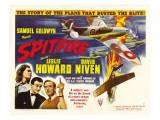 Spitfire  Rosamund John  David Niven  Leslie Howard  1942