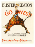 Go West! (Aka Go West)  Buster Keaton  1925