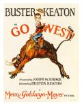Go West! (Aka Go West)  Buster Keaton  1925