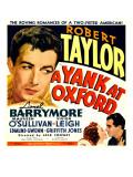 A Yank at Oxford  1938