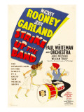 Strike Up the Band  Judy Garland  Mickey Rooney  1940