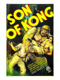 Son of Kong  Robert Armstrong  Helen Mack  1933