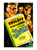 The Raven  Irene Ware  Boris Karloff  Ian Wolfe  Bela Lugosi  Inez Courtney  Lester Matthews  1935