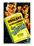 The Raven  Irene Ware  Boris Karloff  Ian Wolfe  Bela Lugosi  Inez Courtney  Lester Matthews  1935
