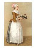 Dutch Maid Carrying Chocolate