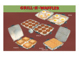 Grill-N-Waffler