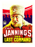 The Last Command  Emil Jannings  1928