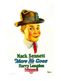 There He Goes  Harry Langdon  1925