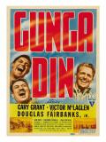 Gunga Din  Cary Grant  Victor Mclaglen  1939