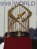 Baseball World Series Trophy