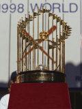 Baseball World Series Trophy