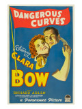 Dangerous Curves  Clara Bow  Richard Arlen  1929
