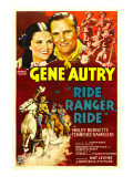 Ride  Ranger  Ride  Kay Hughes  Gene Autry  the Tennessee Ramblers  1936