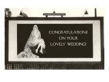 Billboard  Congratulations on Your Lovely Wedding