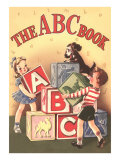The ABC Cook Book  Children with Big Blocks