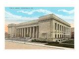 Public Library  Indianapolis  Indiana