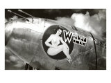 Nose Art  Wicked Woman Pin-Up