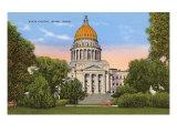 State Capitol  Boise  Idaho