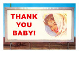 Thank You Baby  Lady on Billboard