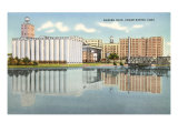Quaker Oats Plant  Cedar Rapids  Iowa