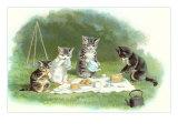 Kittens' Picnic