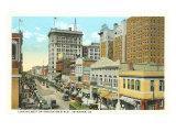 Broughton Street  Savannah  Georgia