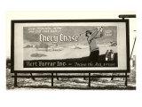 Billboard  Chevy Chase  Golfer