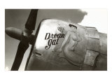 Nose Art  Dream Gal Pin-Up