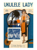 Ukulele Lady  Sheet Music  Art Deco