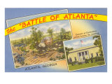 Battle of Atlanta  Georgia