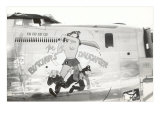 Nose Art  Butcher's Daughter  Pin-Up