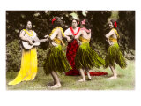 Hula Dancers  Hawaii