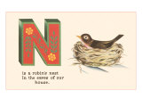 N is a Robin's Nest