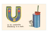 U is an Umbrella
