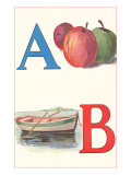 A  Apples  B  Boat