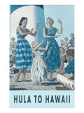 Hula to Hawaii