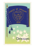 Flag of Oregon