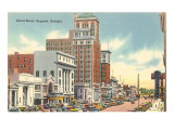 Broad Street  Augusta  Georgia