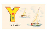 Y is a Yacht