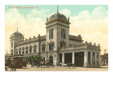 Union Station  Savannah  Georgia