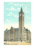 Union Station  Indianapolis  Indiana