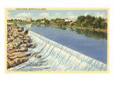 Snake River  Idaho Falls  Idaho