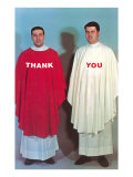 Thank You  Large Altar Boys