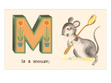 M is a Mouse