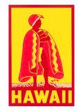 King Kamehameha  Hawaii Poster