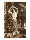 Photo of Hula Girl