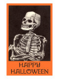 Happy Halloween  Skeleton