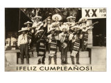 Feliz Cumpleanos  Mariachi
